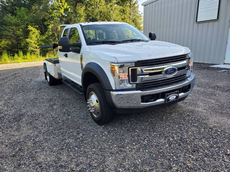 2019 Ford F-450 Extended Cab
