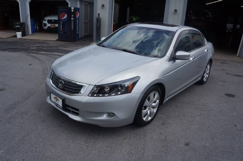 2010 Honda Accord for sale at Autos By Joseph Inc in Highland NY