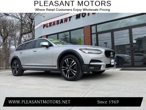2018 Volvo V90 Cross Country for sale at Pleasant Motors in New Bedford MA