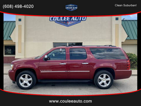 2009 Chevrolet Suburban for sale at Coulee Auto in La Crosse WI