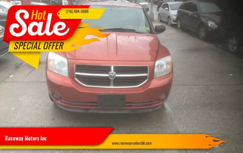 2007 Dodge Caliber for sale at Raceway Motors Inc in Brooklyn NY