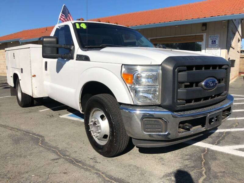 2014 Ford F-350 Super Duty for sale at Martinez Truck and Auto Sales in Martinez CA
