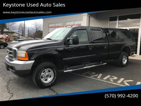 2001 Ford F-250 Super Duty for sale at Keystone Used Auto Sales in Brodheadsville PA