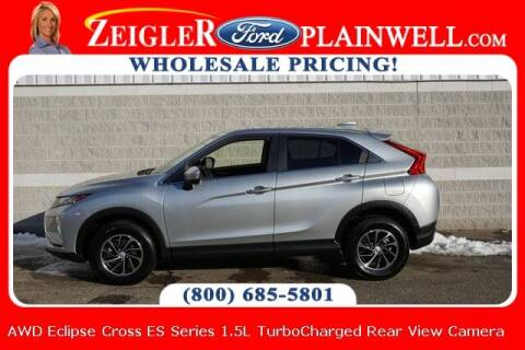 2020 Mitsubishi Eclipse Cross for sale at Zeigler Ford of Plainwell- Jeff Bishop in Plainwell MI