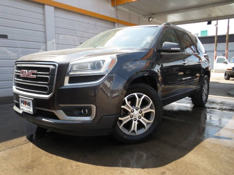 2013 GMC Acadia for sale at PR1ME Auto Sales in Denver CO