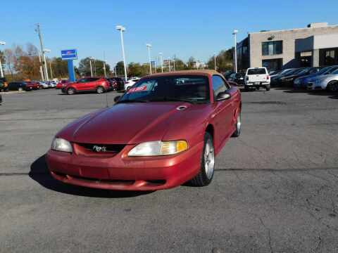 1997 Ford Mustang for sale at Paniagua Auto Mall in Dalton GA