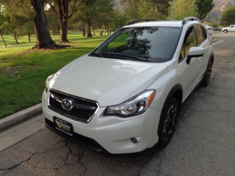 2015 Subaru XV Crosstrek for sale at N c Auto Sales in Los Angeles CA