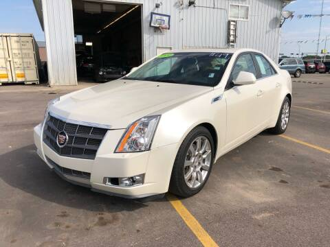 2009 Cadillac CTS for sale at De Anda Auto Sales in South Sioux City NE