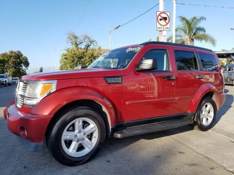 2007 Dodge Nitro for sale at Olympic Motors in Los Angeles CA