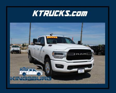 2019 RAM Ram Pickup 2500 for sale at Kingsburg Truck Center in Kingsburg CA