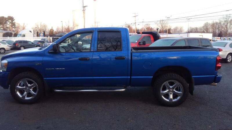 2007 Dodge Ram Pickup 1500 for sale at Guilford Auto in Guilford CT