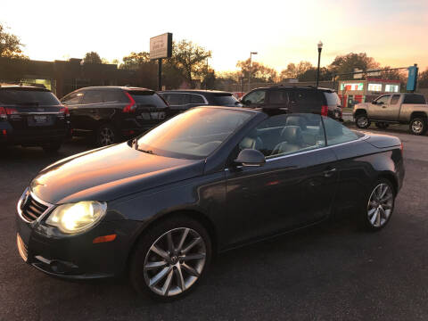 2007 Volkswagen Eos for sale at BWK of Columbia in Columbia SC