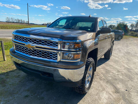 2015 Chevrolet Silverado 1500 for sale at Southtown Auto Sales in Whiteville NC