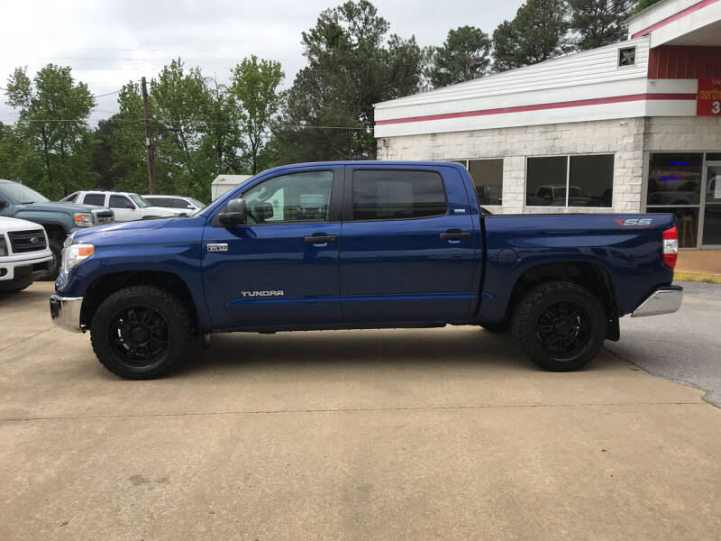 2015 Toyota Tundra for sale at Northwood Auto Sales in Northport AL