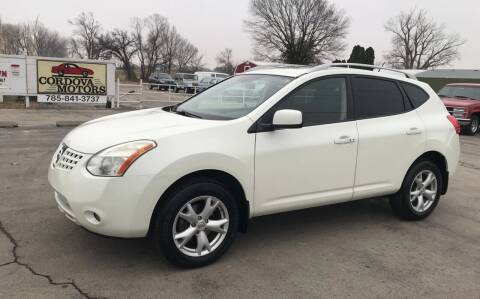 2008 Nissan Rogue for sale at Cordova Motors in Lawrence KS