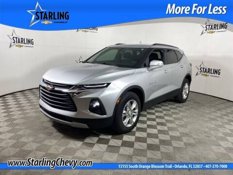 2019 Chevrolet Blazer for sale at Pedro @ Starling Chevrolet in Orlando FL