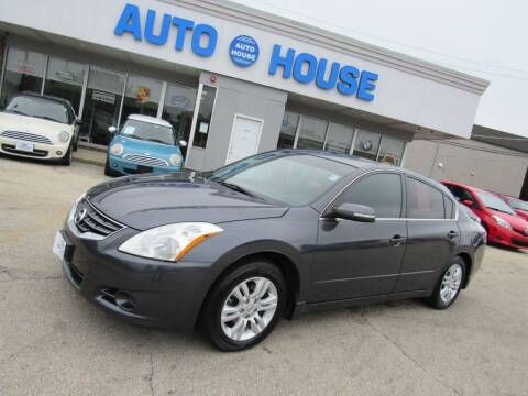2012 Nissan Altima for sale at Auto House Motors in Downers Grove IL