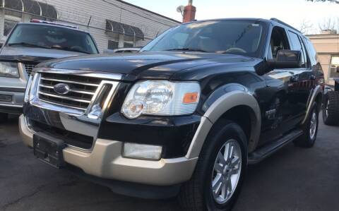 2008 Ford Explorer for sale at Cypress Motors of Ridgewood in Ridgewood NY