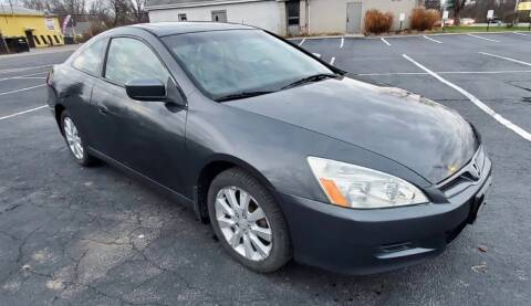 2006 Honda Accord for sale at Nile Auto in Columbus OH