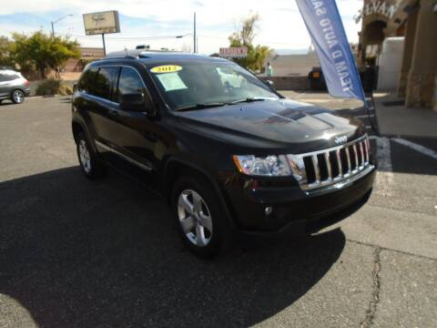 2012 Jeep Grand Cherokee for sale at Team D Auto Sales in Saint George UT