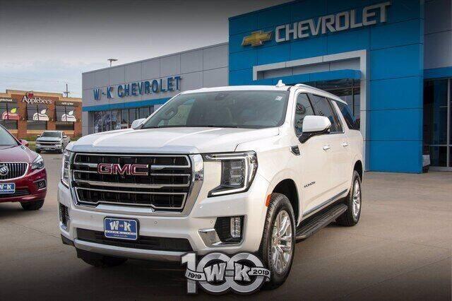 2021 GMC Yukon XL for sale in Sedalia, MO