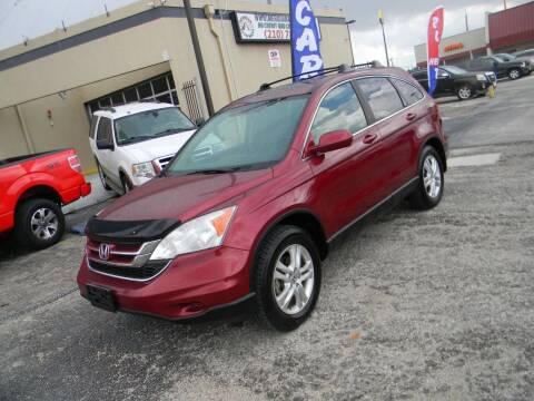 2011 Honda CR-V for sale at Meridian Auto Sales in San Antonio TX