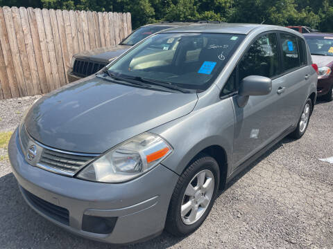 2008 Nissan Versa for sale at Trocci's Auto Sales in West Pittsburg PA