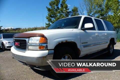 2003 GMC Yukon XL for sale at Macomb Automotive Group in New Haven MI