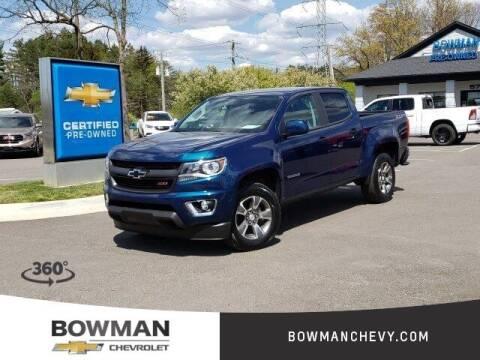 2019 Chevrolet Colorado for sale at Bowman Auto Center in Clarkston MI