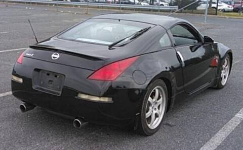 2003 Nissan 350Z for sale at Weaver Motorsports Inc in Cary NC