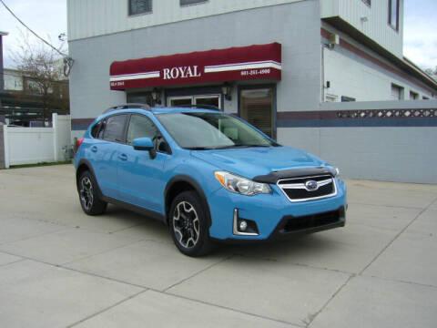 2017 Subaru Crosstrek for sale at Royal Auto Inc in Murray UT