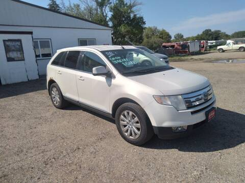 2008 Ford Edge for sale at Ron Lowman Motors Minot in Minot ND