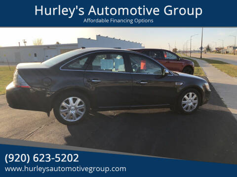 2008 Ford Taurus for sale at Hurley's Automotive Group in Columbus WI
