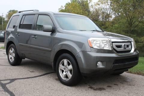 2009 Honda Pilot for sale at S & L Auto Sales in Grand Rapids MI