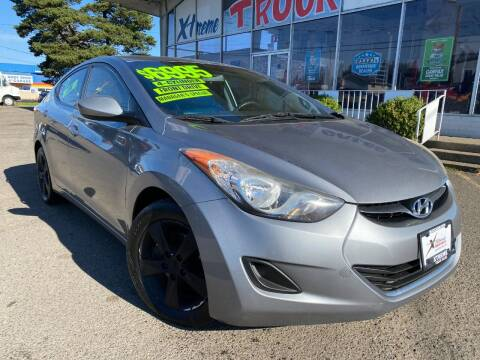 2011 Hyundai Elantra for sale at Xtreme Truck Sales in Woodburn OR