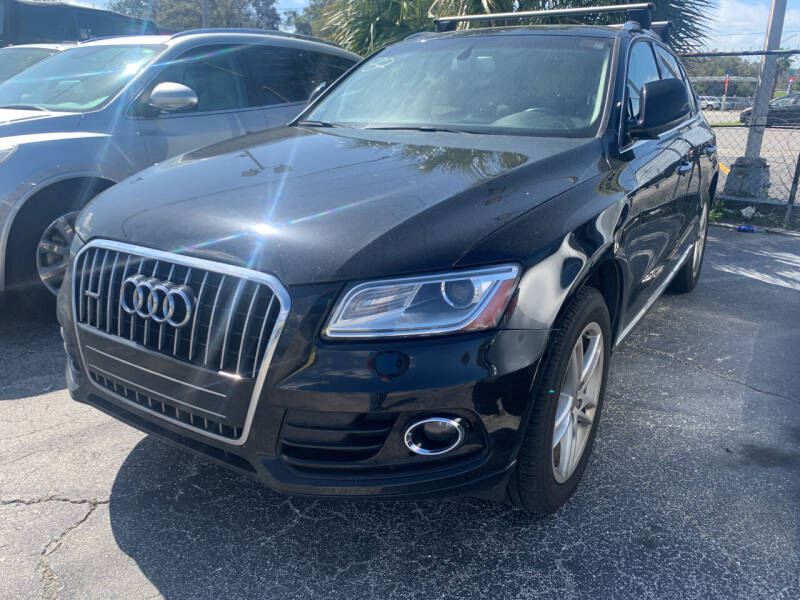 2016 Audi Q5 for sale at Castle Used Cars in Jacksonville FL
