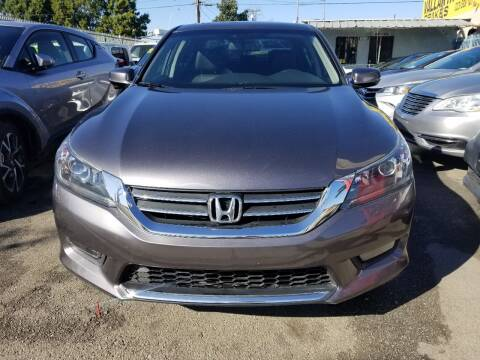 2013 Honda Accord for sale at Ournextcar/Ramirez Auto Sales in Downey CA