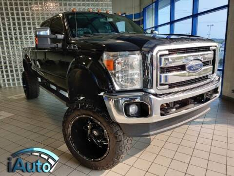 2015 Ford F-250 Super Duty for sale at iAuto in Cincinnati OH