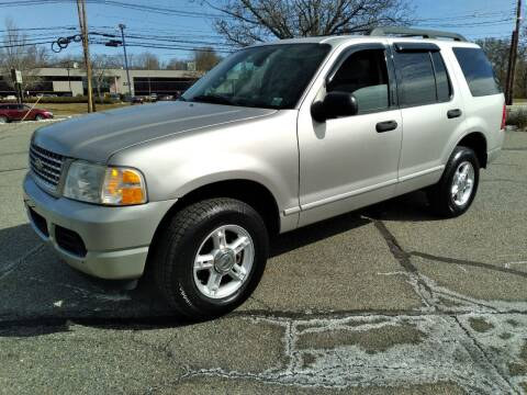 2004 Ford Explorer for sale at Jan Auto Sales LLC in Parsippany NJ