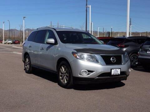 2016 Nissan Pathfinder for sale at EMPIRE LAKEWOOD NISSAN in Lakewood CO