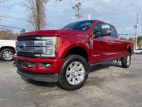 2017 Ford F-350 Super Duty for sale at iDeal Auto in Raleigh NC