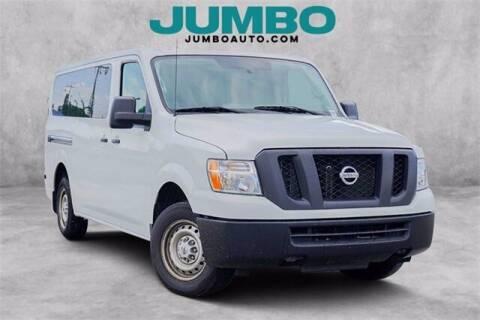 2020 Nissan NV Passenger for sale at JumboAutoGroup.com - Jumboauto.com in Hollywood FL