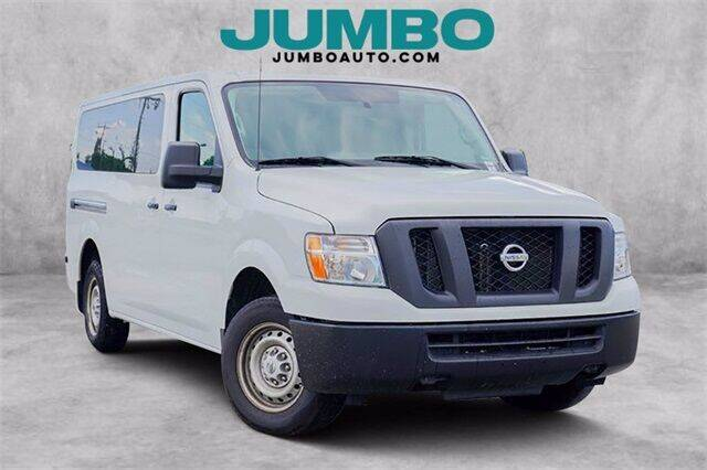 2020 Nissan NV Passenger for sale at Jumbo Auto & Truck Plaza in Hollywood FL
