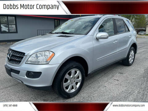 2007 Mercedes-Benz M-Class for sale at Dobbs Motor Company in Springdale AR