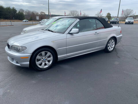 2006 BMW 3 Series for sale at Doug White's Auto Wholesale Mart in Newton NC