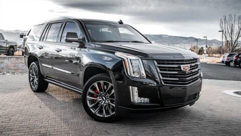 2019 Cadillac Escalade for sale at MUSCLE MOTORS AUTO SALES INC in Reno NV