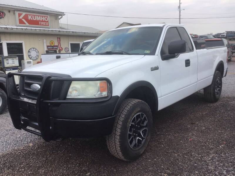 2008 Ford F-150 for sale at Troys Auto Sales in Dornsife PA