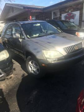 2002 Lexus RX 300 for sale at Indy Motorsports in St. Charles MO