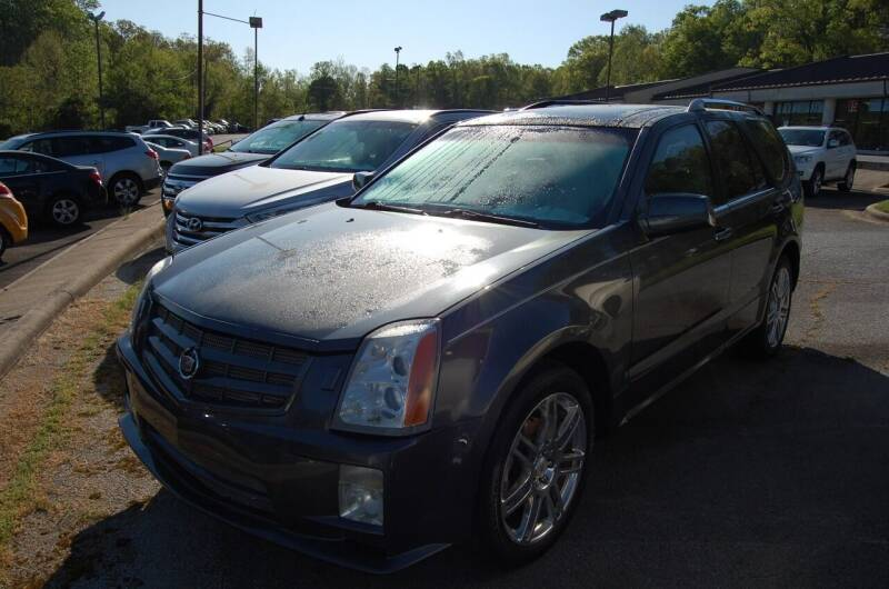 2007 Cadillac SRX for sale at Modern Motors - Thomasville INC in Thomasville NC