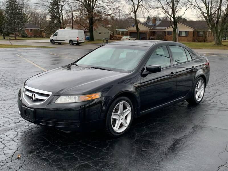 2005 Acura TL for sale at Dittmar Auto Dealer LLC in Dayton OH